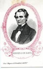 07x121.18 - Jefferson Davis C. S. A., Civil War Portraits from Winterthur's Magnus Collection